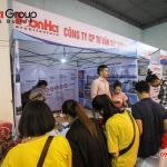 """Ngày hội việc làm 2019 – Gian hàng Sơn Hà Group """"hạ gục"""" các ứng viên (15)"""