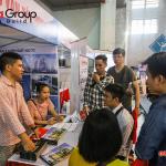 """Ngày hội việc làm 2019 – Gian hàng Sơn Hà Group """"hạ gục"""" các ứng viên (17)"""