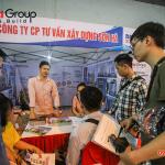 """Ngày hội việc làm 2019 – Gian hàng Sơn Hà Group """"hạ gục"""" các ứng viên (18)"""