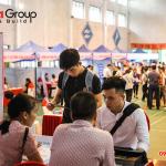 """Ngày hội việc làm 2019 – Gian hàng Sơn Hà Group """"hạ gục"""" các ứng viên (6)"""