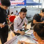 """Ngày hội việc làm 2019 – Gian hàng Sơn Hà Group """"hạ gục"""" các ứng viên (7)"""