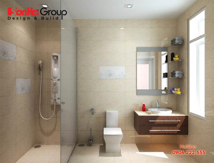 Kích thước nhà vệ sinh tiêu chuẩn và phong thủy mới nhất 2019 1