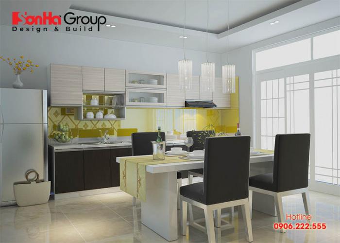 Phong cách trang trí nội thất nhà bếp đẹp hợp xu hướng 2020 nên xem ngay 16