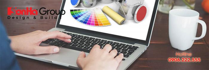 Pha chế sơn PU cần pha theo tỉ lệ chính xác thì mới đem lại màu sắc và chất lượng tốt nhất