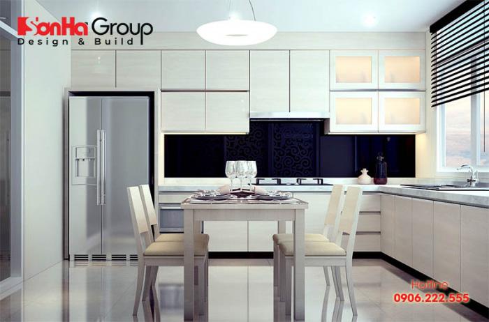 Phong cách trang trí nội thất nhà bếp đẹp hợp xu hướng 2020 nên xem ngay 15