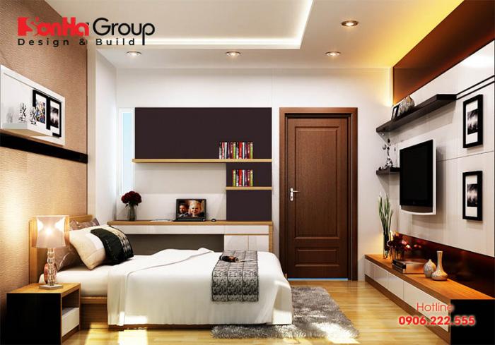 Trang trí phòng ngủ đẹp mà rẻ với nội thất hiện đại ấn tượng nhất năm 1