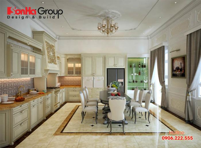 Phong cách trang trí nội thất nhà bếp đẹp hợp xu hướng 2020 nên xem ngay 6