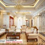 1 Thiết kế nội thất phòng khách đẹp tại vĩnh long sh btp 0145