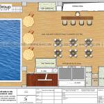 10 Bản vẽ tầng 13 khách sạn hiện đại tại đà nẵng sh ks 0069