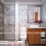 10 Bố trí nội thất phòng tắm wc biệt thự tân cổ điển tại vĩnh long sh btp 0145