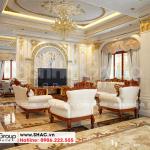 2 Mẫu nội thất phòng khách cao cấp tại vĩnh long sh btp 0145