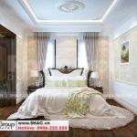 4 Cách trang trí nội thất phòng ngủ 1 tân cổ điển tại hải phòng sh nop 0198