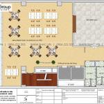 5 Mặt bằng tầng 2 khách sạn đẹp tại đà nẵng sh ks 0069