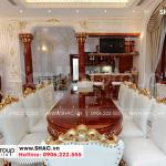 6 Ảnh thực tế nội thất phòng ăn tại hải phòng sh btp 0143