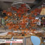 6 Thiết kế nội thất khu cafe cao cấp tại hải phòng sh bck 0051