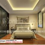 6 Thiết kế nội thất phòng ngủ 3 kiểu tân cổ điển tại hải phòng