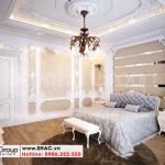 6 Thiết kế nội thất phòng ngủ master đẹp tại vĩnh long sh btp 0145