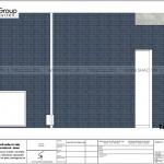 7 Bản vẽ tầng mái biệt thự hiện đại đẹp tại quảng ninh sh btd 0077