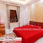 8 Ảnh thực tế nội thất phòng ngủ sang trọng tại hải phòng sh btp 0143