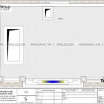 8 Bản vẽ tầng mái nhà ống tân cổ điển đẹp tại nam định sh nop 0196