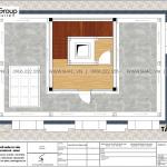 8 Bản vẽ tầng tum nhà ống pháp 5 tầng tại hải phòng sh nop 0198