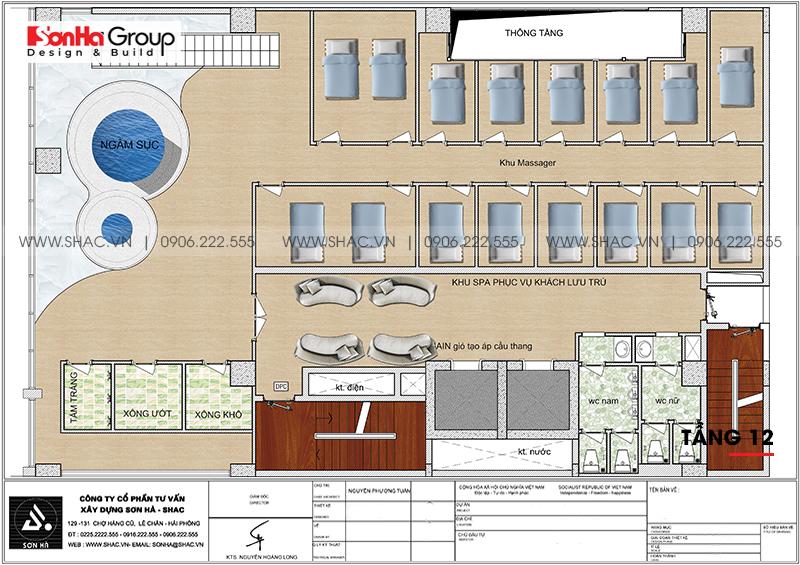 Khách sạn 4 sao CN Palace Boutique Đà Nẵng - thiết kế đẹp từng tiểu tiết 8
