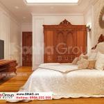 9 Trang trí nội thất phòng ngủ 2 kiểu tân cổ điển tại vĩnh long sh btp 0145