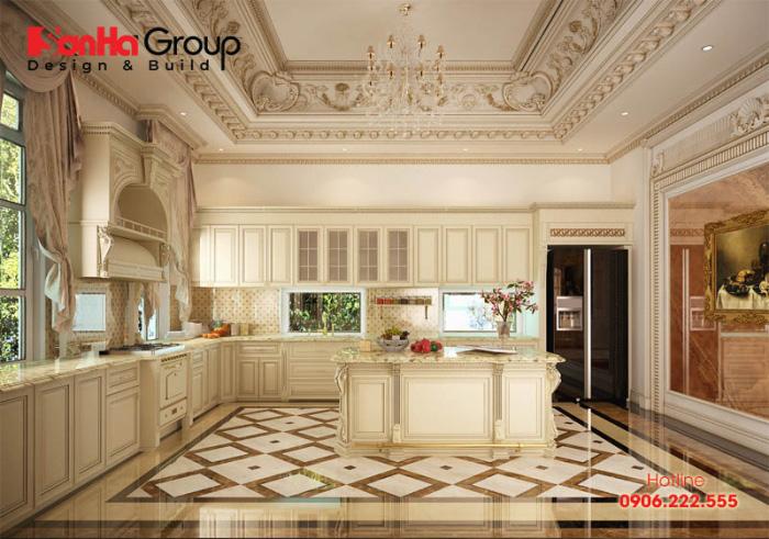 Phong cách trang trí nội thất nhà bếp đẹp hợp xu hướng 2020 nên xem ngay 5