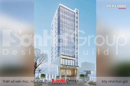 BÌA thiết kế khách sạn 4 sao hiện đại tại đà nẵng sh ks 0069