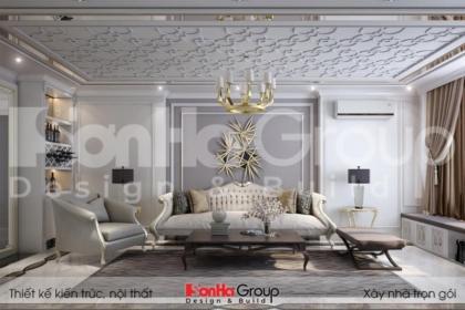 BÌA thiết kế nội thất kiểu tân cổ điển đẹp tại hải phòng
