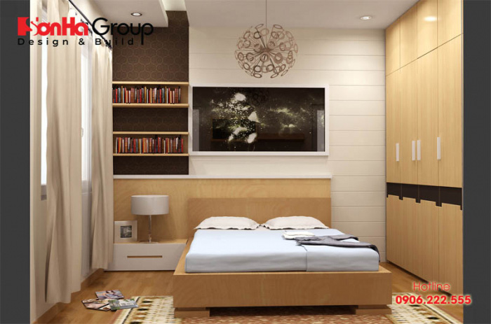 20+ Mẫu nội thất phòng ngủ nhỏ giá rẻ mà đẹp như mơ 3