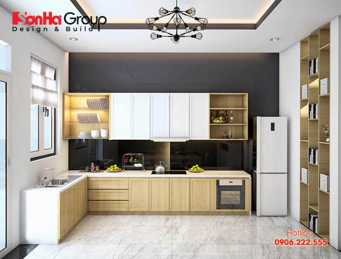 Không gian nhà bếp đẹp với hướng phong thủy hợp mệnh và tuổi