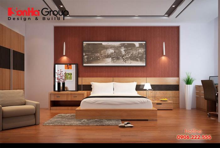 Trang trí phòng ngủ đẹp mà rẻ với nội thất hiện đại ấn tượng nhất năm 8