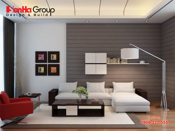 Những ý tưởng trang trí nội thất phòng khách độc đáo nhất mọi xu hướng 1