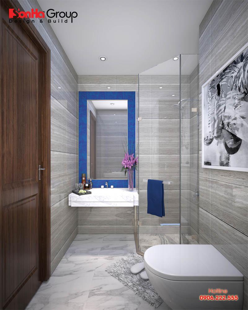 Tuyệt chiêu thiết kế phòng tắm nhỏ 3m2 rộng rãi và thoáng đãng 5