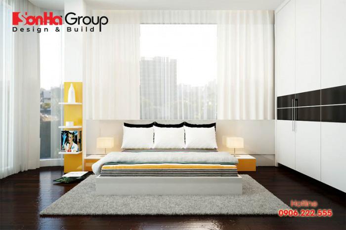 Trang trí phòng ngủ đẹp mà rẻ với nội thất hiện đại ấn tượng nhất năm 4
