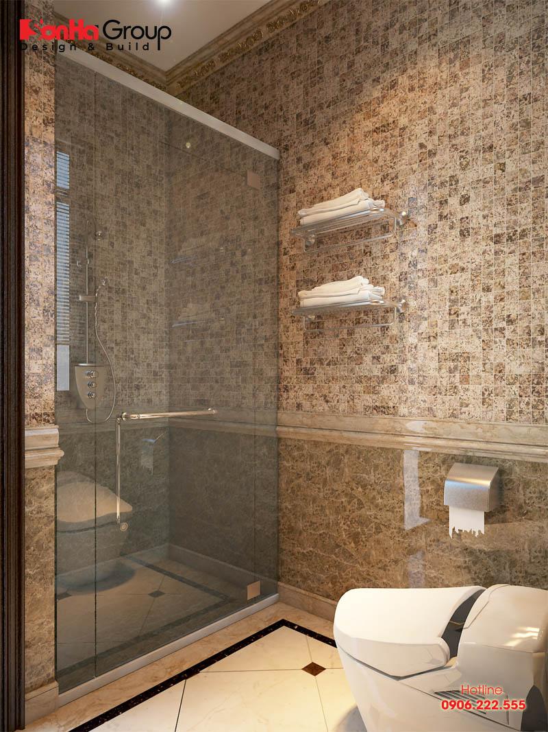 Kích thước phòng tắm kính tiêu chuẩn là bao nhiêu? 1