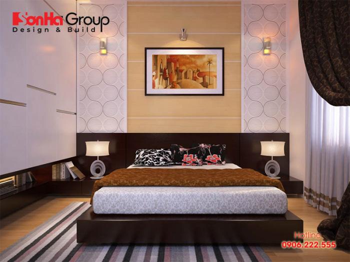 Trang trí phòng ngủ đẹp mà rẻ với nội thất hiện đại ấn tượng nhất năm 11