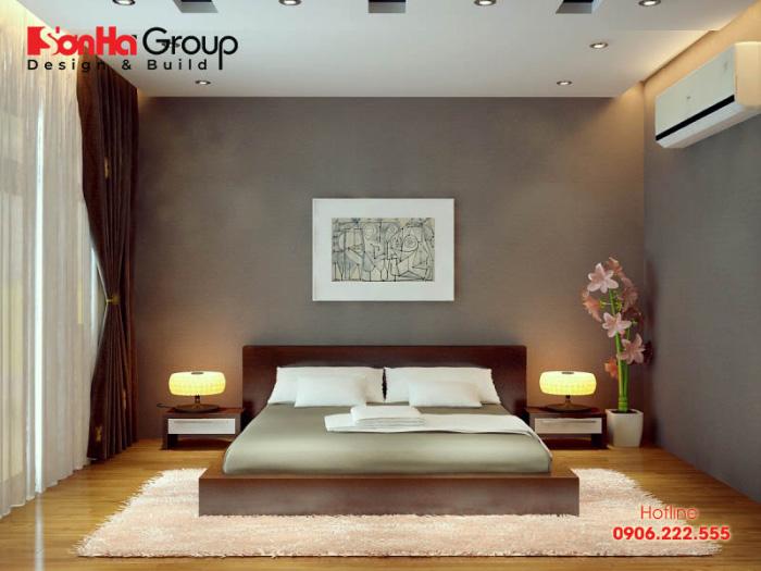 Trang trí phòng ngủ đẹp mà rẻ với nội thất hiện đại ấn tượng nhất năm 13