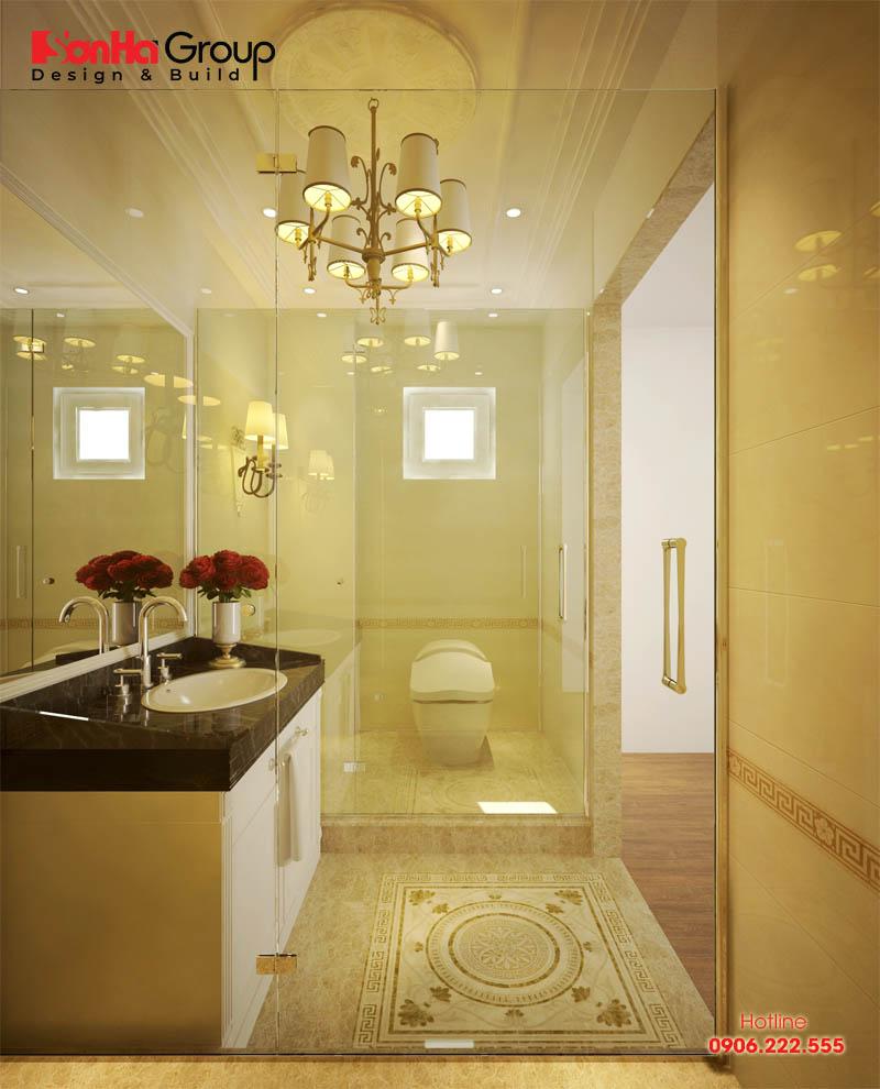 Diện tích phòng tắm bao nhiêu là vừa? Câu trả lời từ các chuyên gia 5