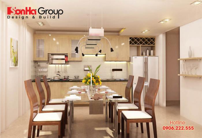 Tư vấn thiết kế nội thất phòng bếp hiện đại với tủ bếp các loại 1