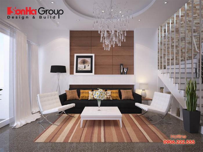 Những ý tưởng trang trí nội thất phòng khách độc đáo nhất mọi xu hướng 3