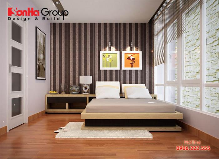 Trang trí phòng ngủ đẹp mà rẻ với nội thất hiện đại ấn tượng nhất năm 15