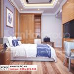 10 Cách trang trí nội thất phòng ngủ 3 khách sạn 3 sao tại hà nội sh ks 0070