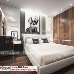 10 Trang trí nội thất phòng ngủ 3 nhà ống tân cổ điển 5 tầng tại hà nội sh nop 0199