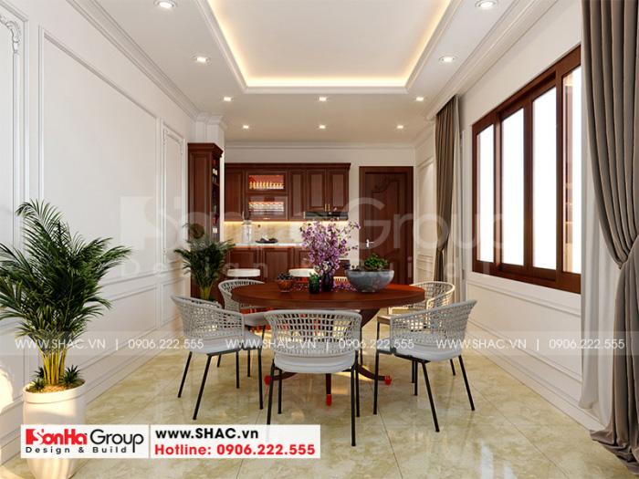 Mẫu nội thất phòng ăn ngoài trời thiết kế đẹp và tiện nghi theo xu hướng mới nhất