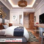 12 Mẫu nội thất phòng ngủ 5 khách sạn 5 tầng tại hà nội sh ks 0070