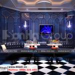 5 Cách trang trí nội thất phòng karaoke khách sạn đẹp tại hà nội sh ks 0070