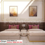7 Mẫu phòng ngủ nhân viên khách sạn tân cổ điển tại hà nội sh ks 0070
