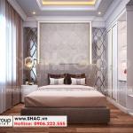 9 Bố trí nội thất phòng ngủ 2 khách sạn đẹp tại hà nội sh ks 0070